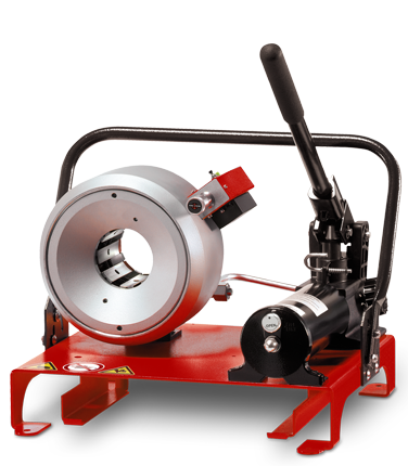 Crimpatrice per tubi idraulici termosifoni in ghisa for Pressa per tubi idraulici usata